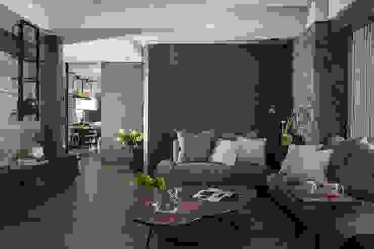 宸域空間設計有限公司 Pareti & Pavimenti in stile classico