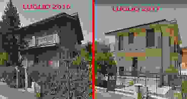 RISTRUTTURAZIONE DI UNA VILLETTA Architetto Paolo Cara