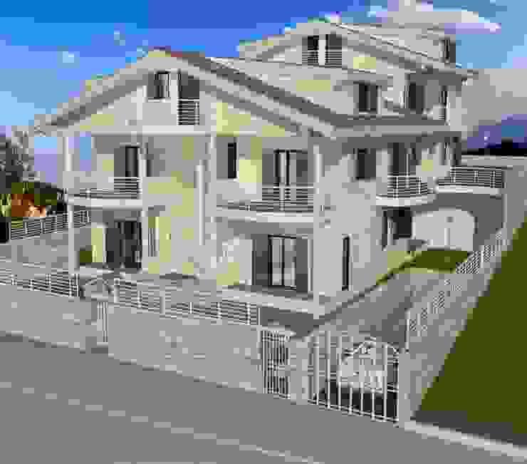 RENDERING VILLA Architetto Paolo Cara