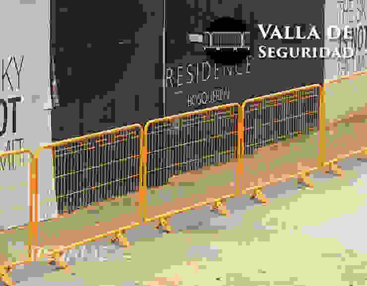 Rejamex Shopping Centres Metal Yellow