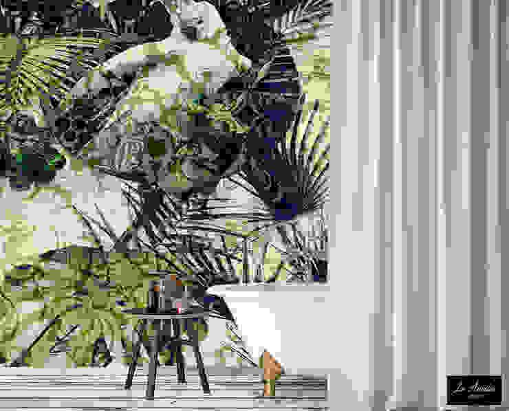 Exotic -Wallpaper van La Aurelia