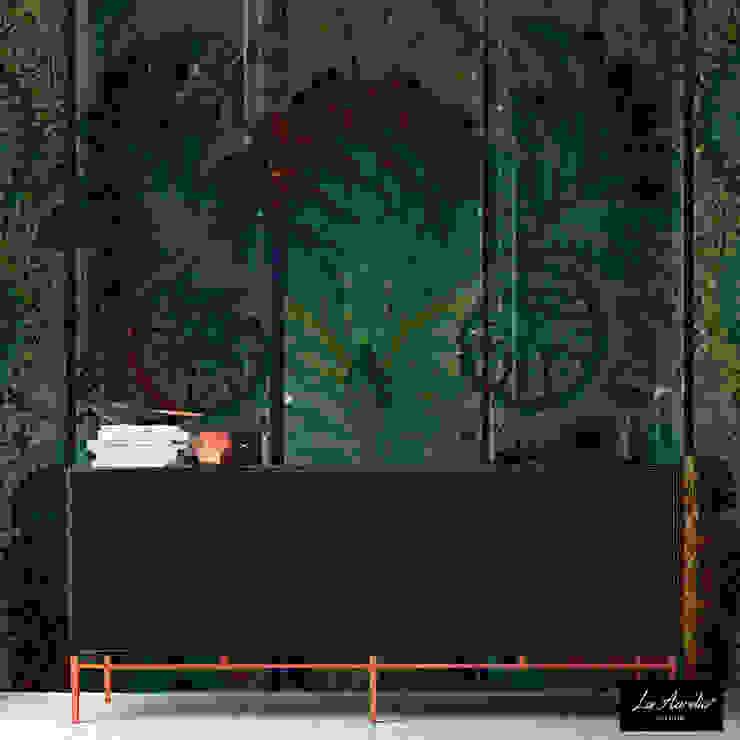 Oasis - Wallpaper van La Aurelia