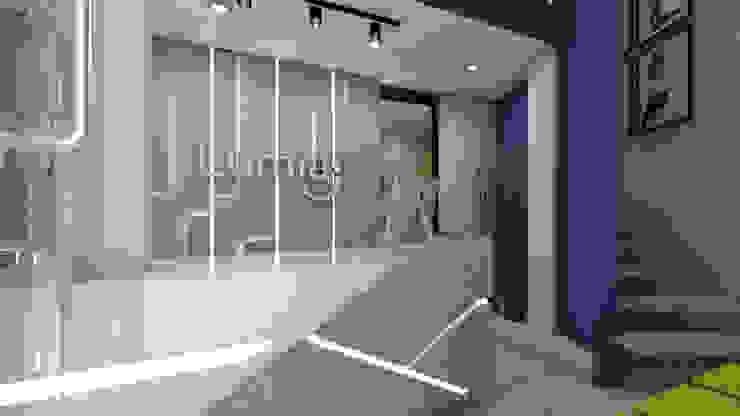 Lumia Centro Ontológico de Oblicua arquitectura y diseño sas Moderno