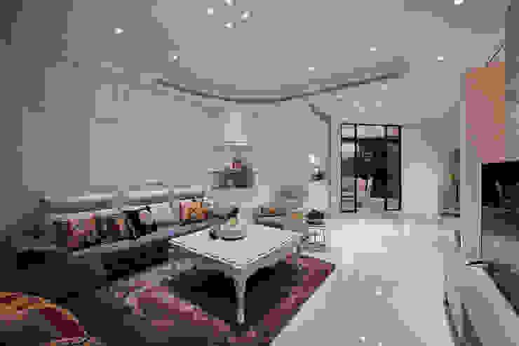 空間的無限 根據 趙玲室內設計 古典風