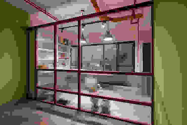 B1女主人的工作間 根據 趙玲室內設計 古典風