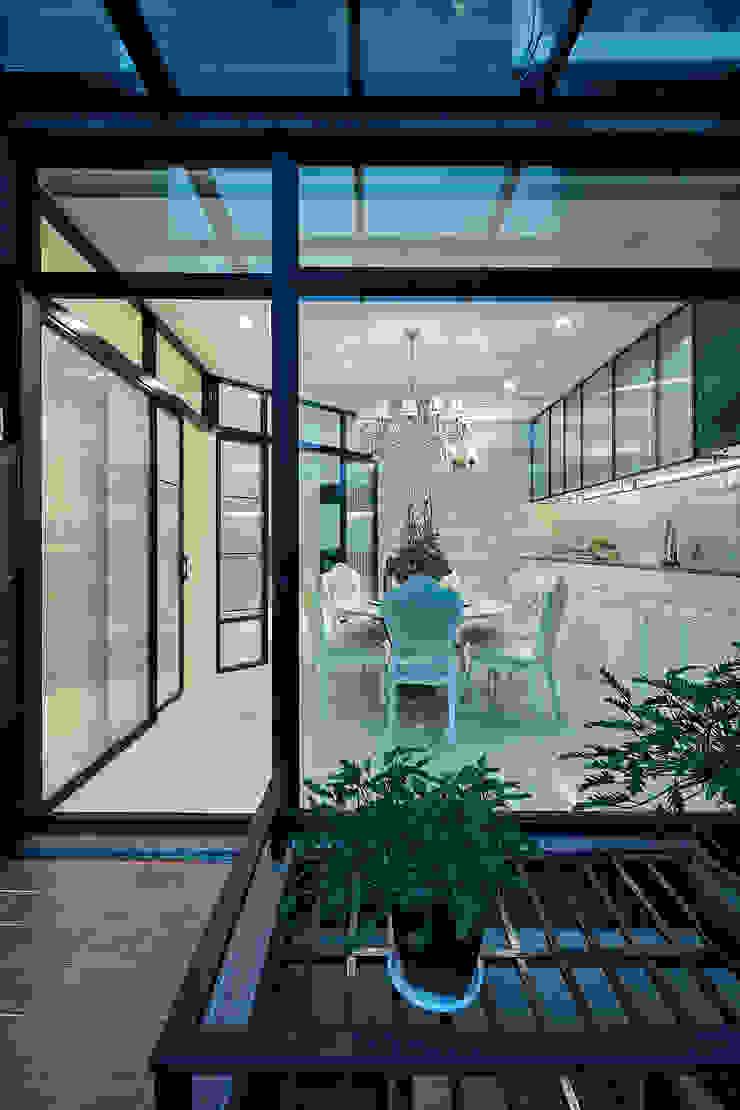 夜晚的幸福餐廳 根據 趙玲室內設計 古典風