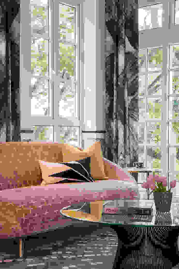 Living Room design by Design Intervention Modern Living Room by Design Intervention Modern