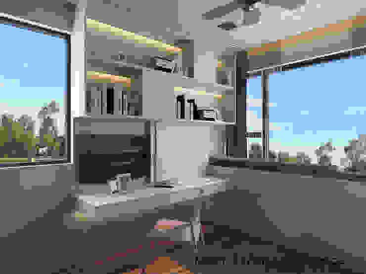 Jalan Mata Ayer by Swish Design Works Scandinavian