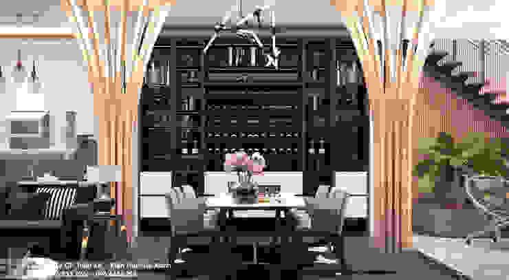 BIỆT THỰ - PARIS - VINHOES - IMPERIA HẢI PHÒNG bởi Kiến trúc Việt Xanh