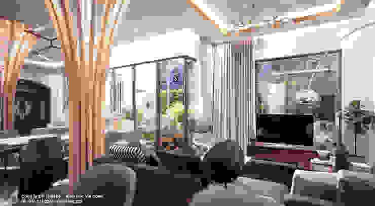 BIỆT THỰ – PARIS – VINHOES – IMPERIA HẢI PHÒNG bởi Kiến trúc Việt Xanh