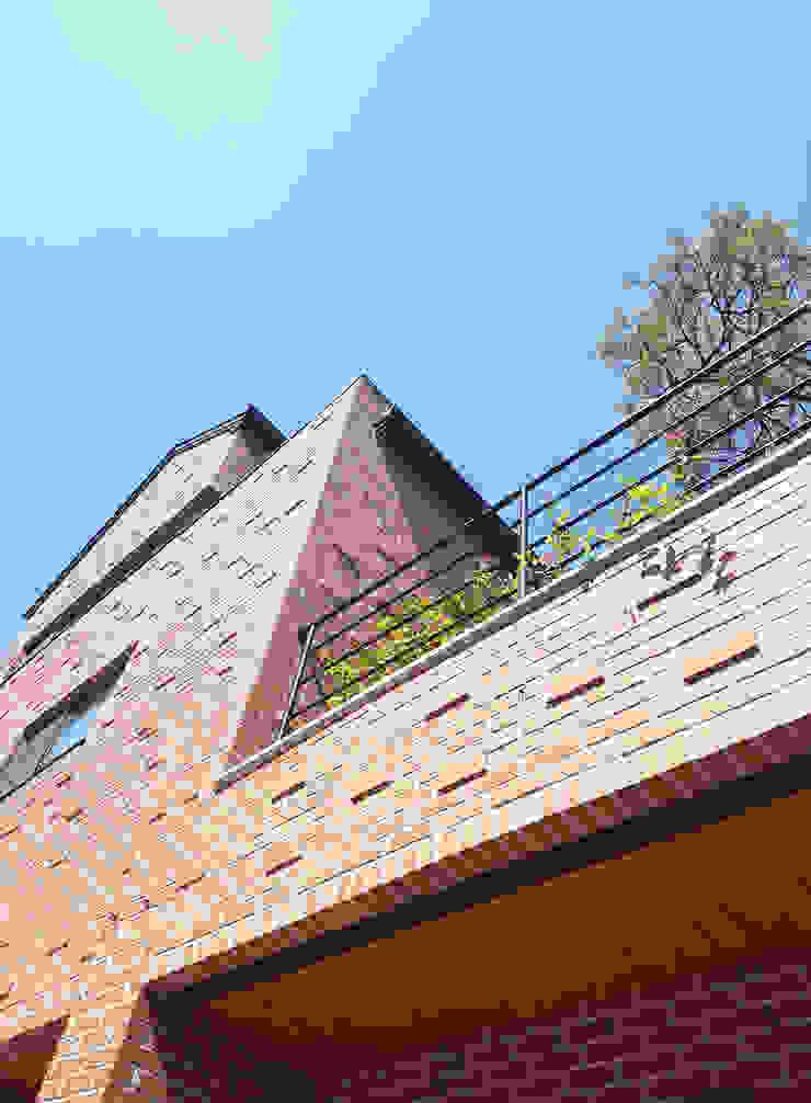 용인 영덕동 단독주택 모던스타일 주택 by 호림건축사사무소 모던