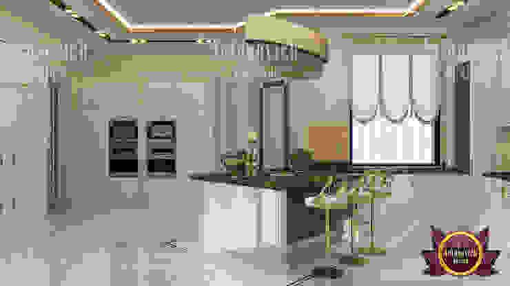 Unique Kitchen Decor by Luxury Antonovich Design