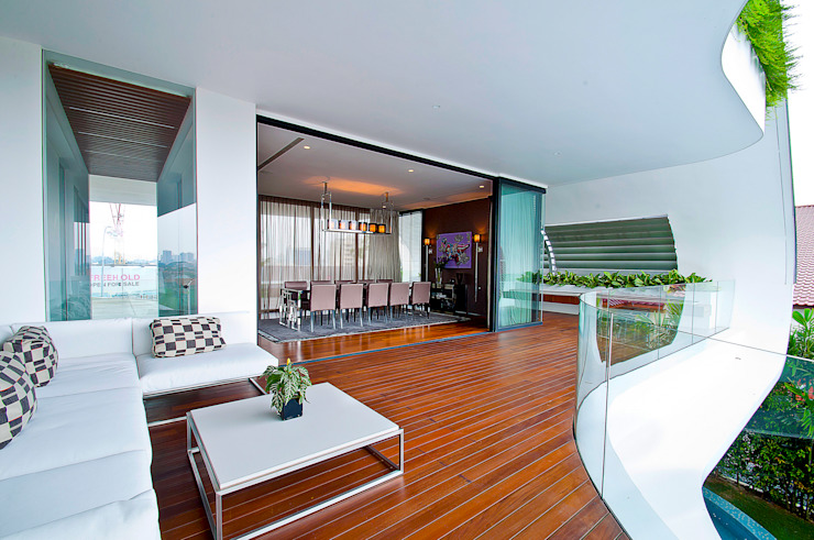 Balcony Design by Design Intervention by Design Intervention Classic