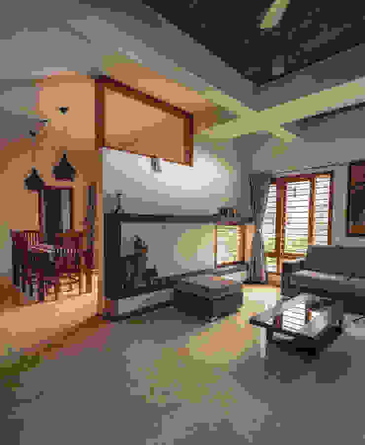 Ink Architecture غرفة المعيشة