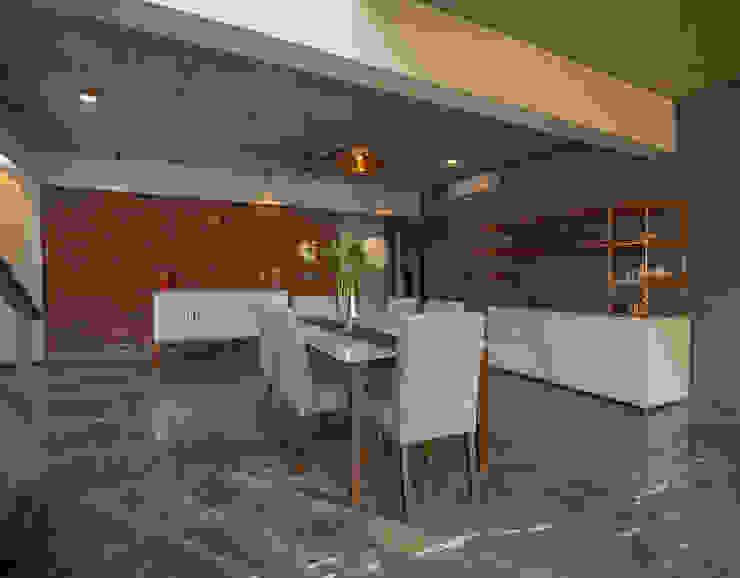 Ruang Makan Klasik Oleh Ink Architecture Klasik