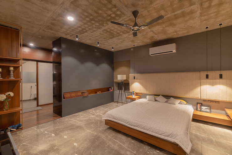 Kamar Tidur Klasik Oleh Ink Architecture Klasik