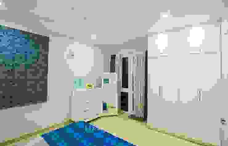 Bedroom Scandinavian style bedroom by InDesign Story Scandinavian