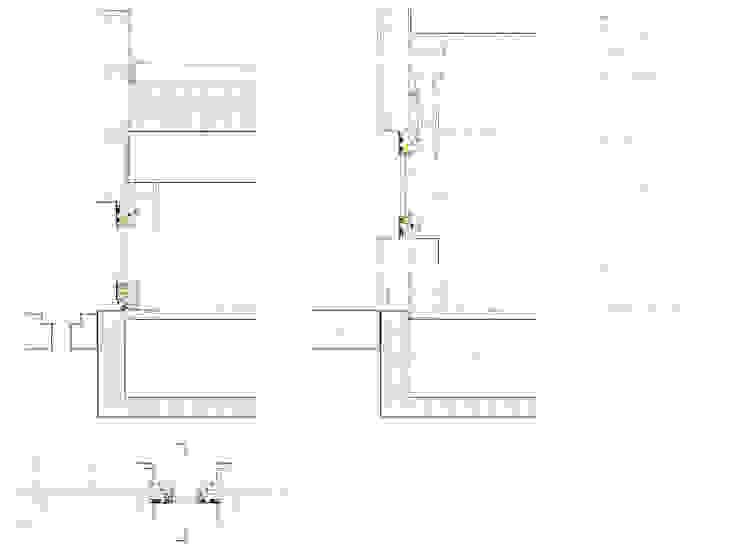 Detalles fachadas Divers Arquitectura, especialistas en Passivhaus en Sabadell