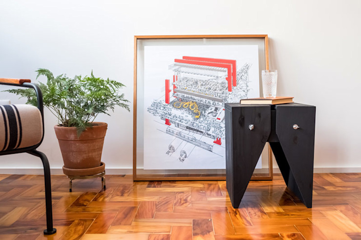 от INÁ Arquitetura Минимализм