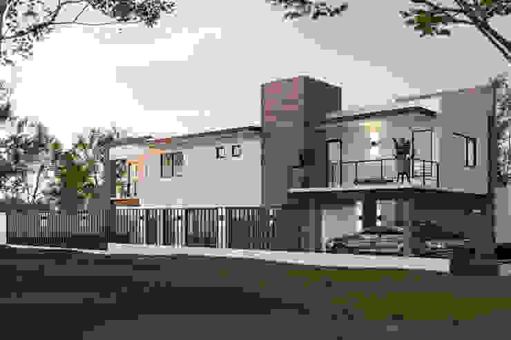 Real del Nogalar VillaSi Construcciones Casas modernas