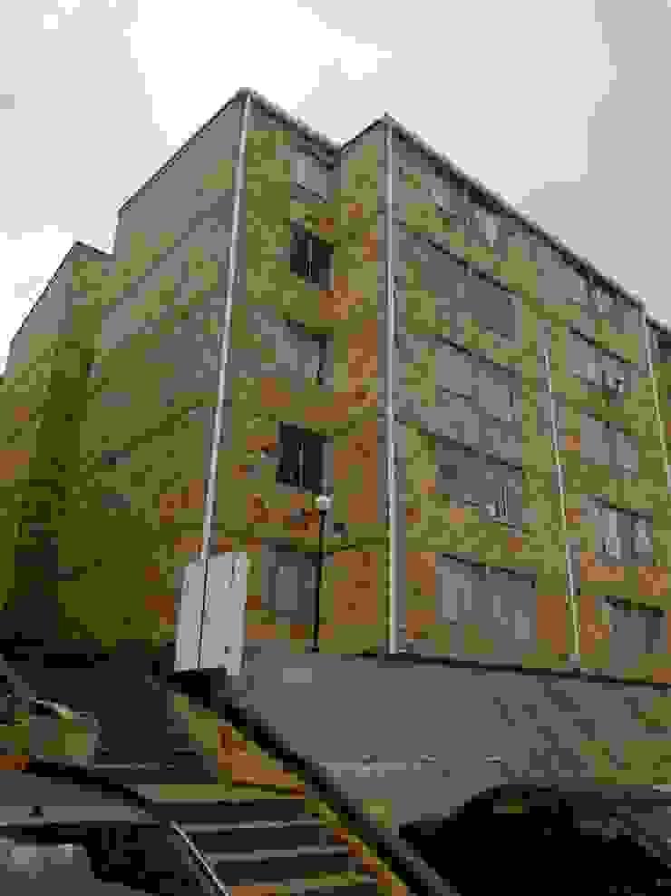 Impermeabilización de fachada de Construcciones Gomo S.A.S Tropical