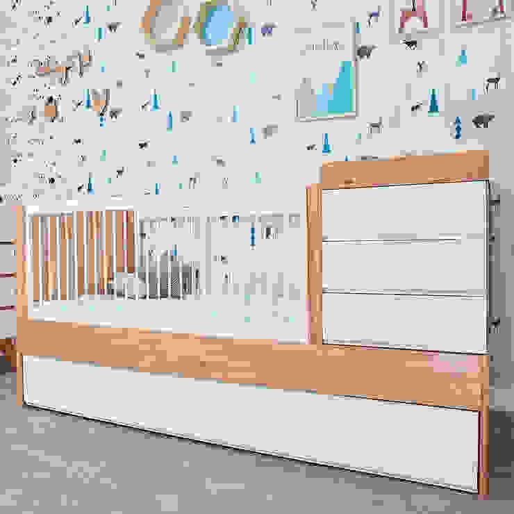 Minihaus Kids Nursery/kid's roomBeds & cribs Wood Wood effect