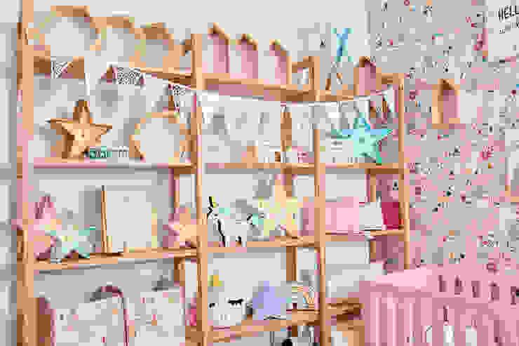 สแกนดิเนเวียน  โดย Minihaus Kids, สแกนดิเนเวียน ไม้ Wood effect