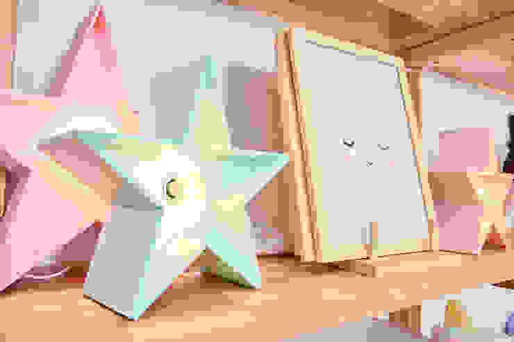 ทันสมัย  โดย Minihaus Kids, โมเดิร์น ไม้เอนจิเนียร์ Transparent