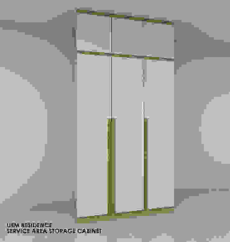 Buangkok Link: minimalist  by Swish Design Works,Minimalist