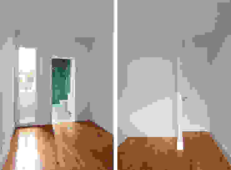 Minimalist bedroom by PortoHistórica Construções SA Minimalist