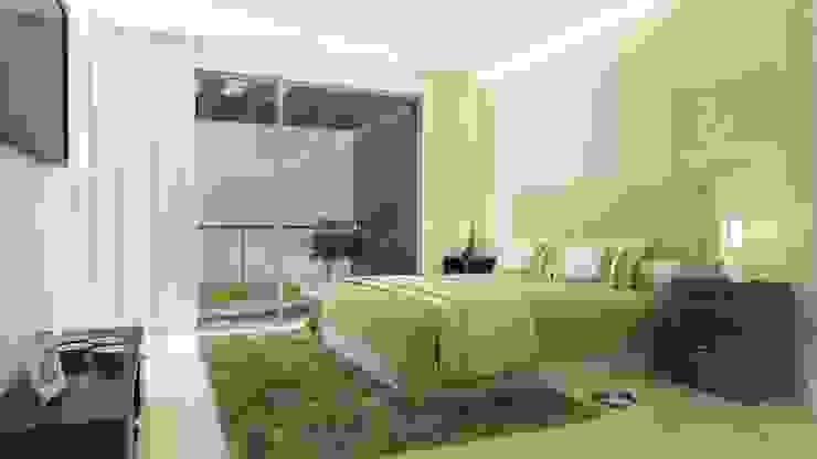 Modern Bedroom by iHome Lda Modern