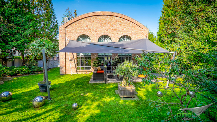Pina GmbH - Sonnensegel Design Taman Modern Grey