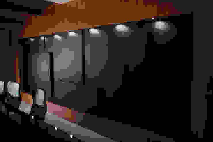 CAZA & AP Commercial Spaces MDF Black