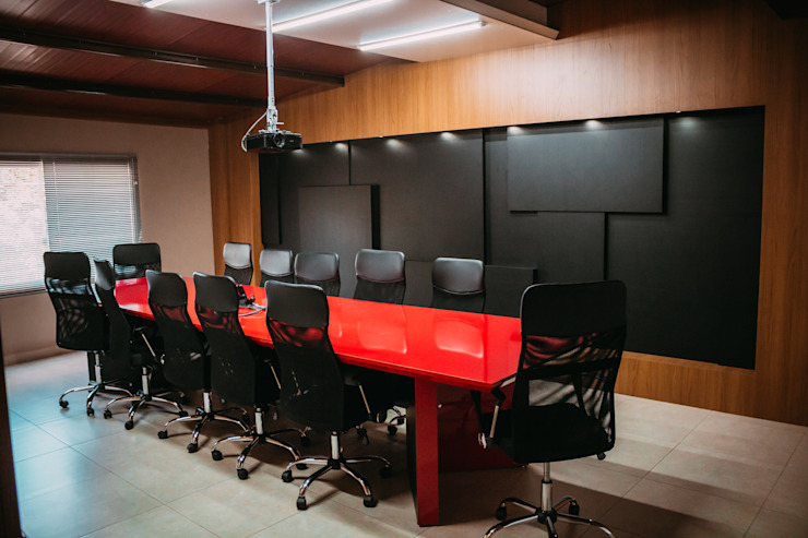 CAZA & AP Commercial Spaces