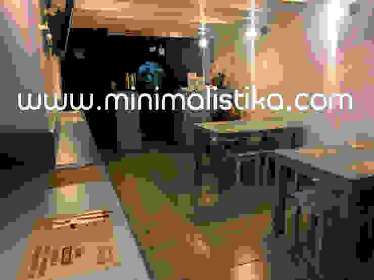 極簡主義  by Minimalistika.com, 簡約風 刨花板