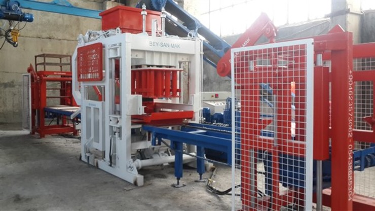 https://bessblockmachine.com/prs-400-otomatik-briket-makinesi من BEYAZLI GROUP صناعي