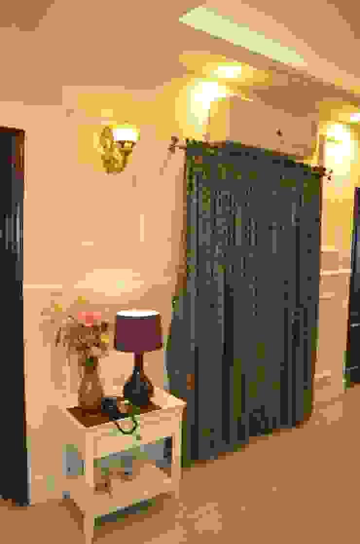Eldeco—704, Indrapuram Asian style walls & floors by Neun Designs Pvt.Ltd. Asian
