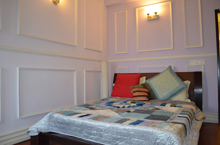 Bedroom by Neun Designs Pvt.Ltd.
