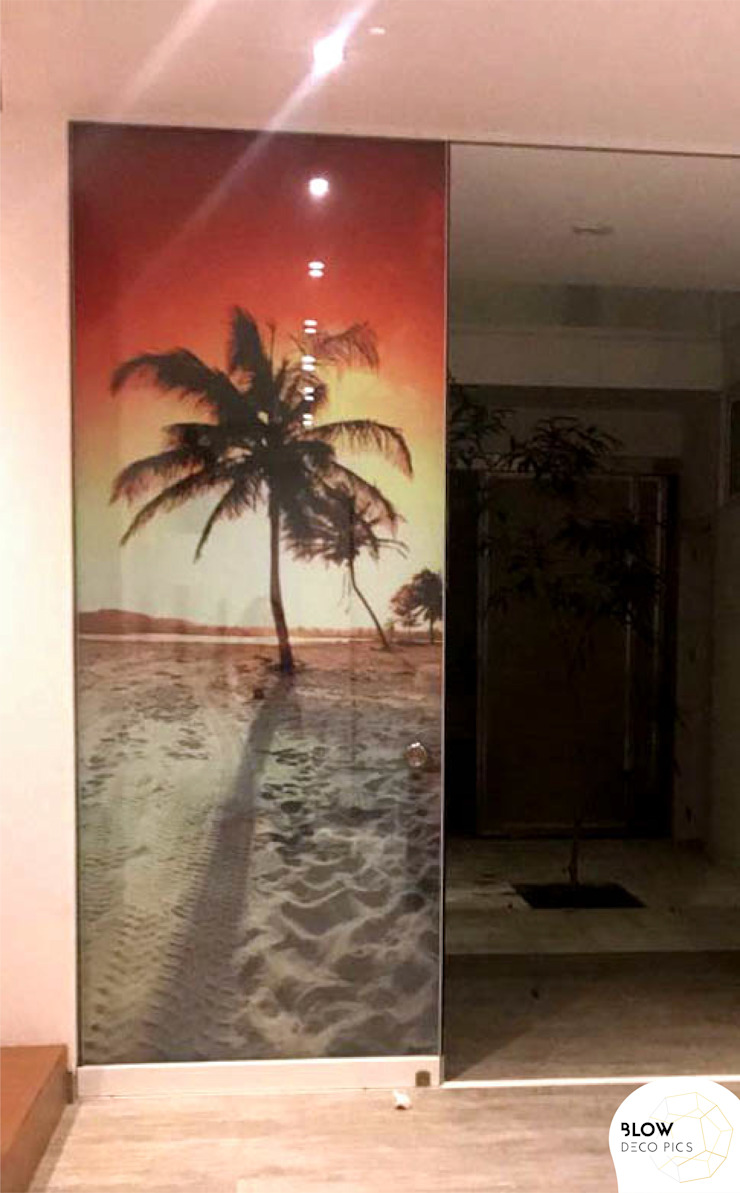 Blow Deco Pics Tropical style doors