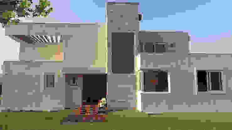 Casa Grilli de AOG Mediterráneo Metal