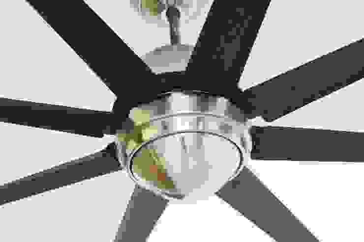 Fans by Enrich Interiors & Decors Rustic