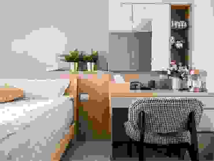 台中賴公館 築本國際設計有限公司 臥室