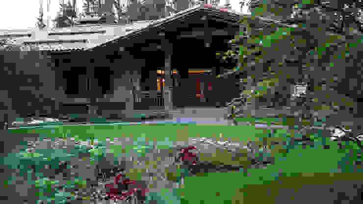 Garten von ARCADIA GARDEN Landscape Studio