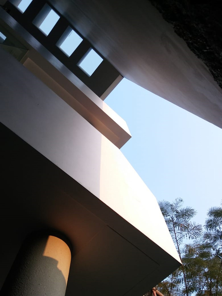 G House Rumah Modern Oleh Atelier Ara Modern
