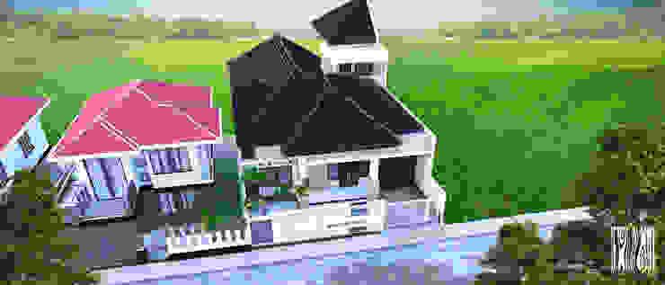 Rumah Bapak Eddy Oleh Papan Architect