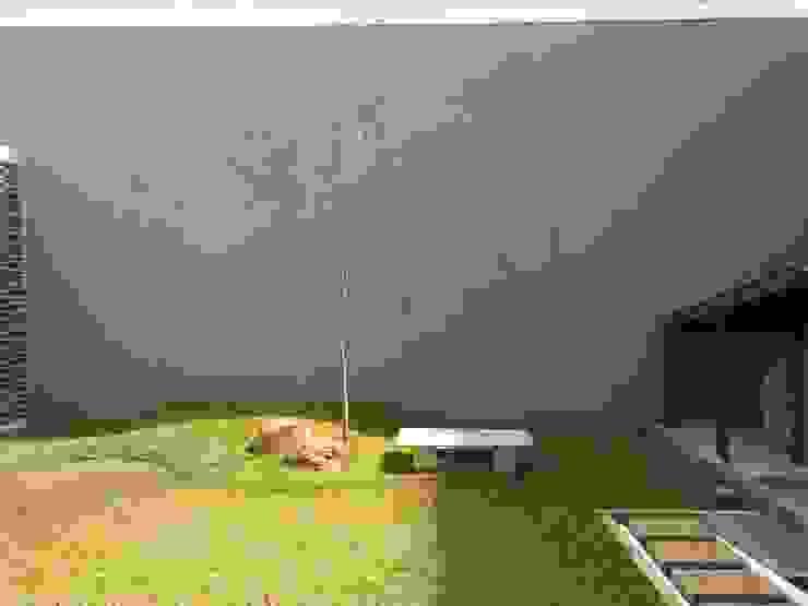 Renov Mekar Permai Taman Minimalis Oleh Atelier Ara Minimalis