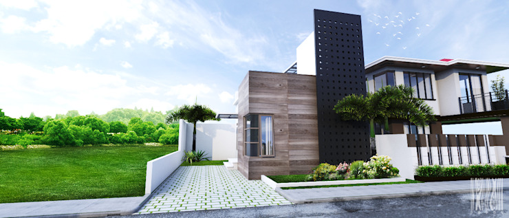 Box House Oleh Papan Architect