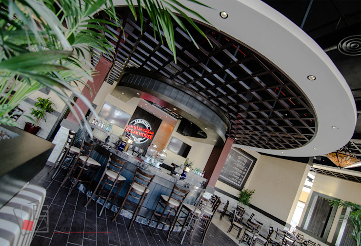 Steak House Restaurant من مجموعة تعمير الهندسية - TEG Designs