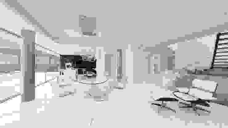 Salle à manger moderne par ARKUM Moderne