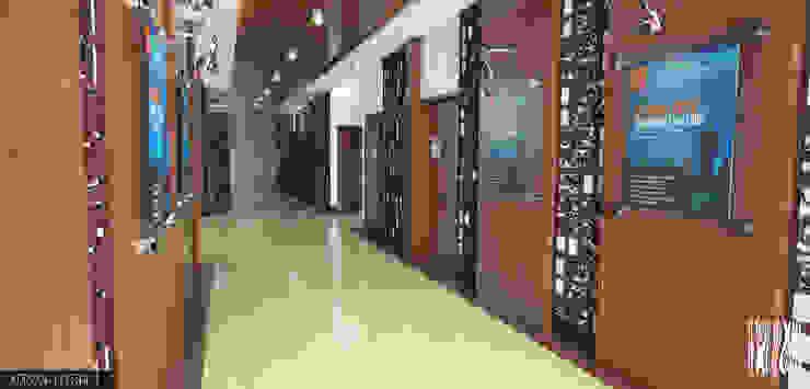 Interior Taman Nasional Tambora Oleh Papan Architect